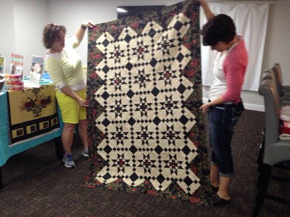 Sew Sweet Customer Talent Continued...