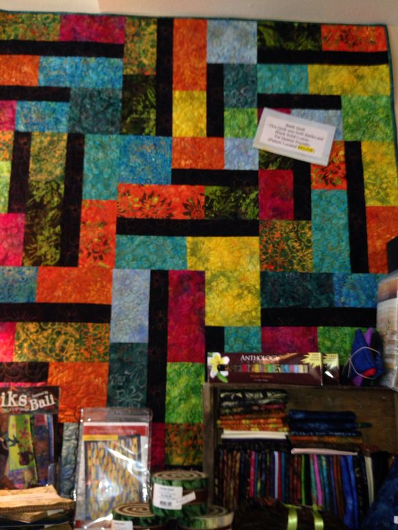 Missouri Quilt Shop has kits