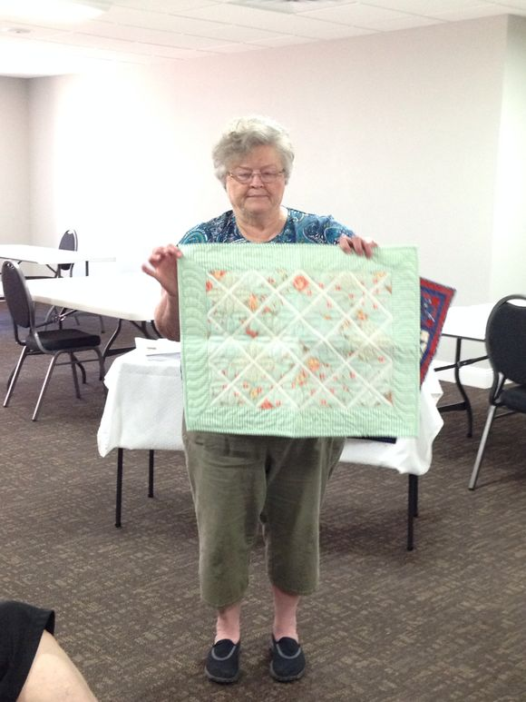 Quilt Club Show-n-Tell continued...