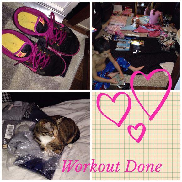 Motherhood and Fitness... A few reveals...