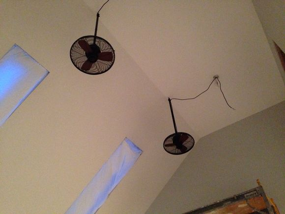 Ceiling Fans without lights?