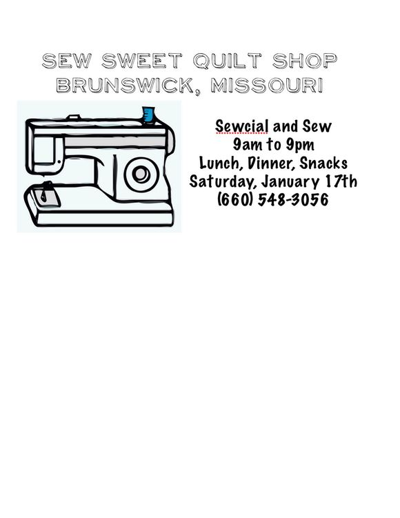 Sewcial and Sew