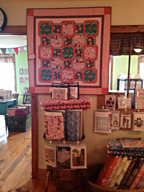 Mouse Camp by Erica Hite for Windham Fabrics