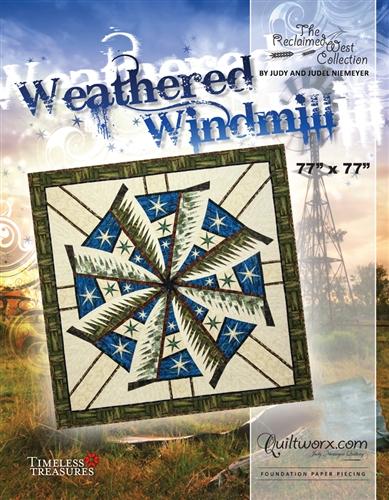 Weathered-Windmill-Pattern